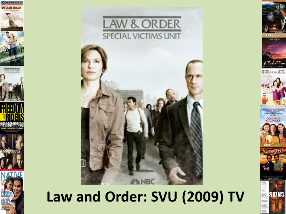 Law and Order: SVU (2009) TV