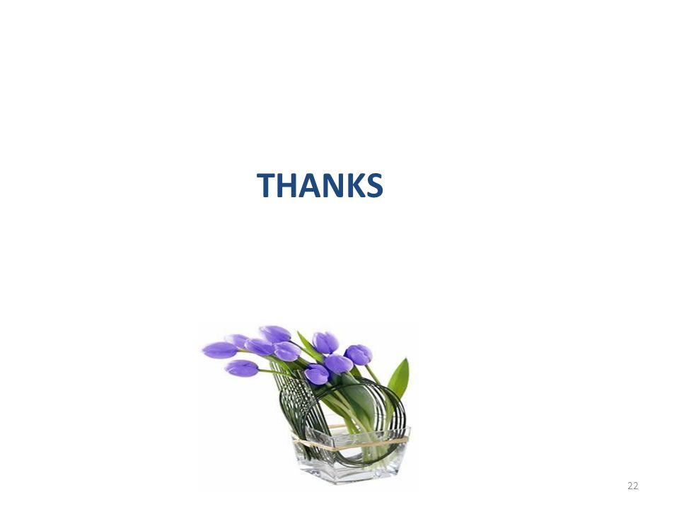 THANKS 22