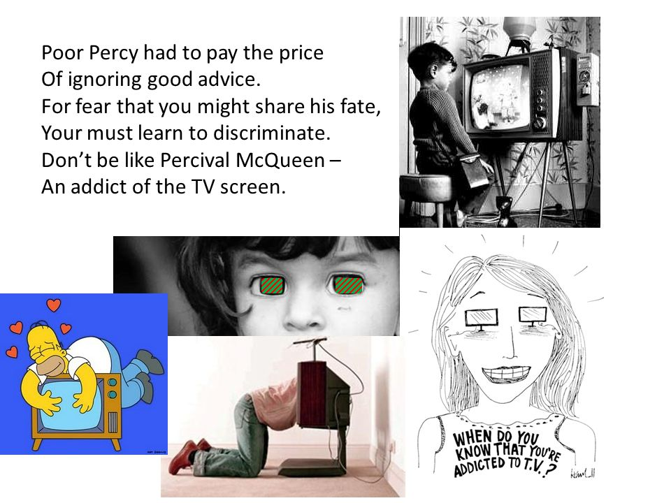 Poor Percy had to pay the price Of ignoring good advice.