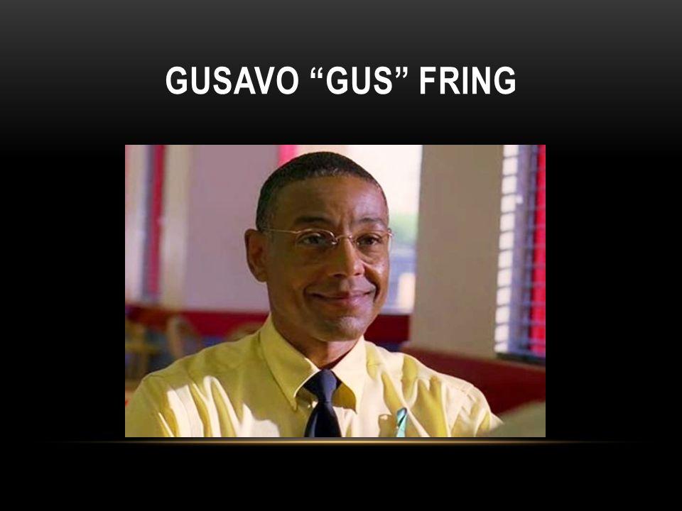 GUSAVO GUS FRING
