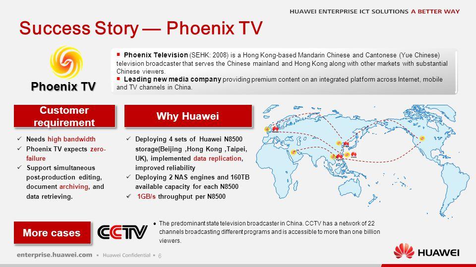 7 IMG, Pinewood, Disney Pepper, Rainpost, Phoenix --UK Altimate, NewNet 3D -France Daystrom,MTI -USA Machenzie, UOL, ALOG-Mexico Mediacrop-Singapore Maya Studio, GIL-India SMG-Shanghai Vision2See, WalkStream -Germany Phoenix TV-HongKong CCTV Lesotho TV - Lesotho ERT TV-Greece VGTRK -Russia OCHARE TV –S.