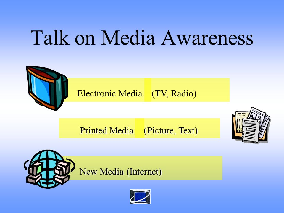 to enhance the ability of critical thinking to promote alertness and consciousness to develop a proper sense of values understand the media (how it is presented / regulated ) contact analyze/think thoroughlyresponse (appreciate/assess/monitor) 4 Steps Purpose