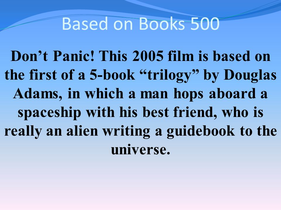 Based on Books 400 Answer Dragonball: Evolution