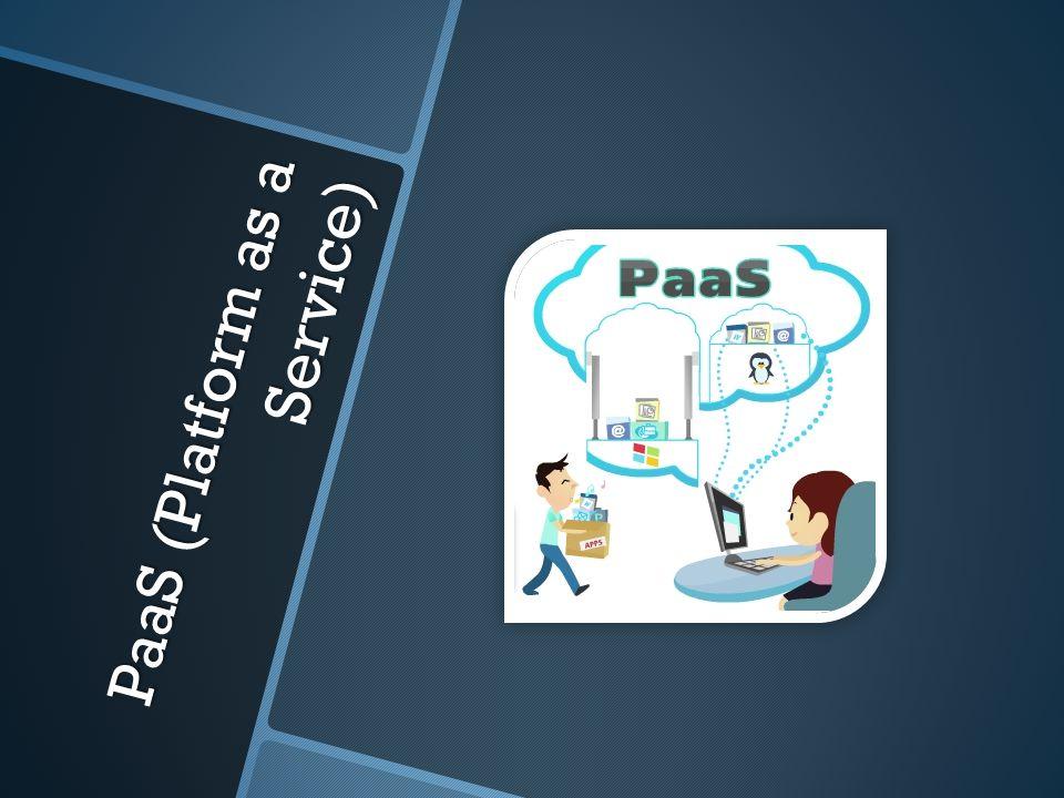 PaaS (Platform as a Service)