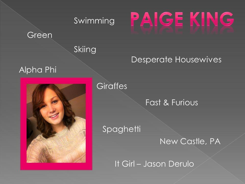 Green Fast & Furious Spaghetti Desperate Housewives Skiing Swimming Giraffes It Girl – Jason Derulo Alpha Phi New Castle, PA