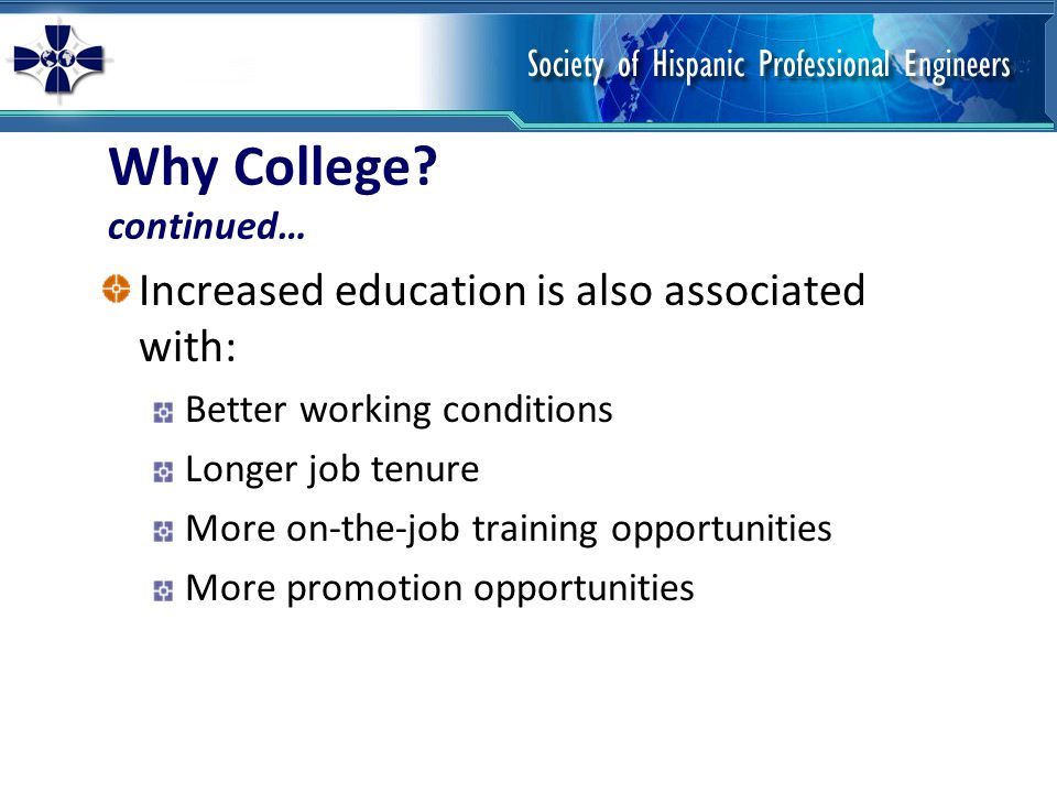 Factors to consider when choosing a college Size: What is the total student population.