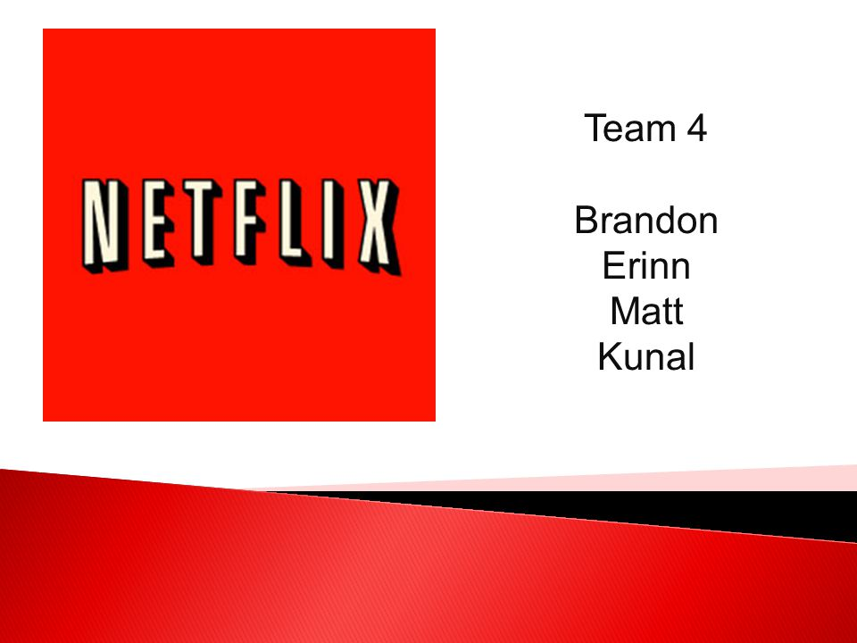 Netflixs Core Competitive Strategy: Easy to use and intuitive website Personalized movie recommendations based on more than two billion ratings from our subscribers Relentless focus on continuously improving the customer experience Proven competence in making unlimited subscription a profitable business model