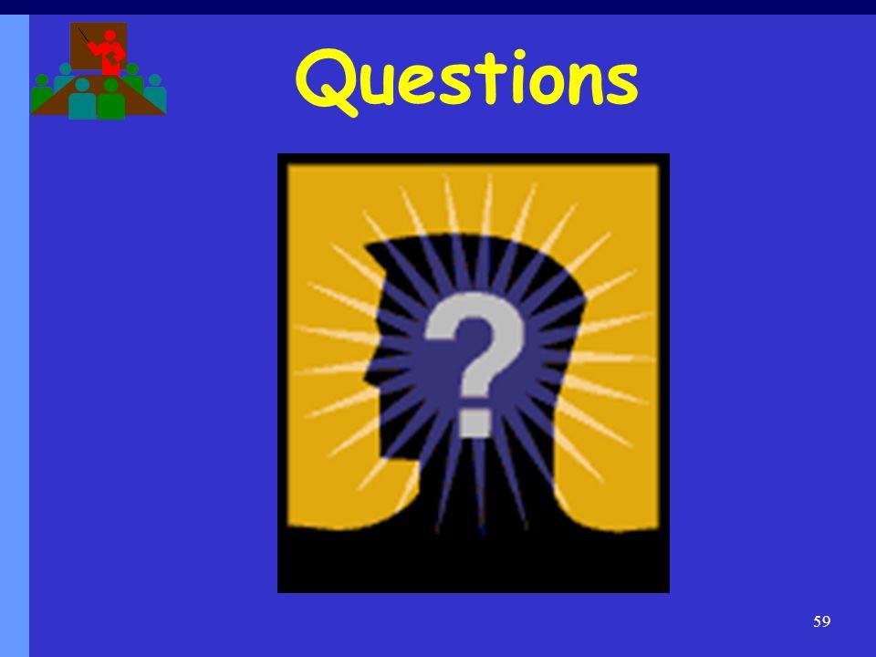 Questions 59