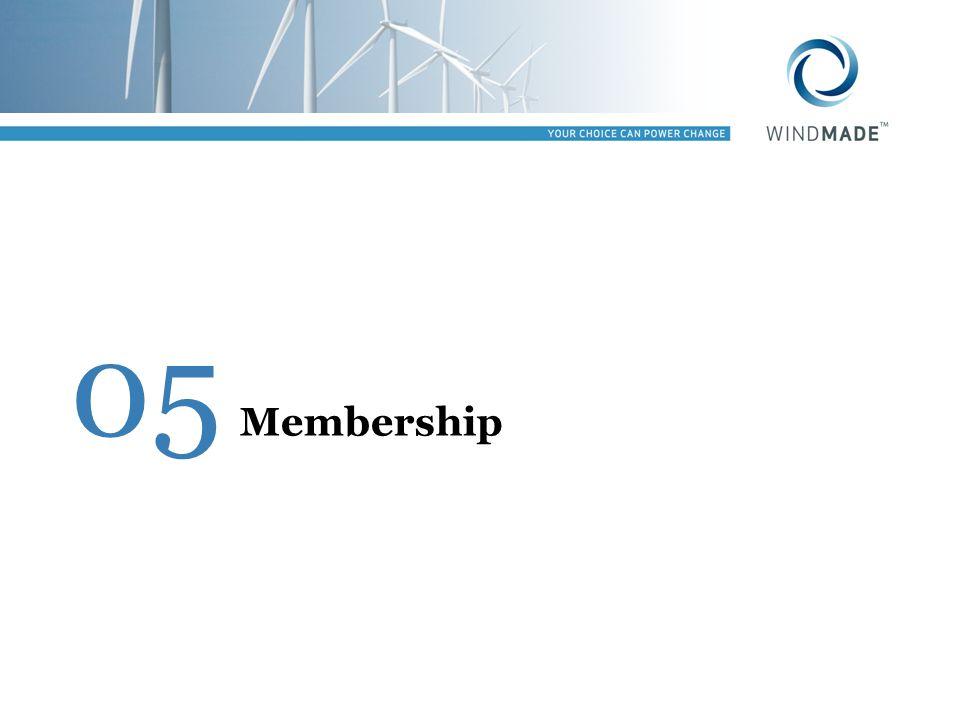 05 Membership