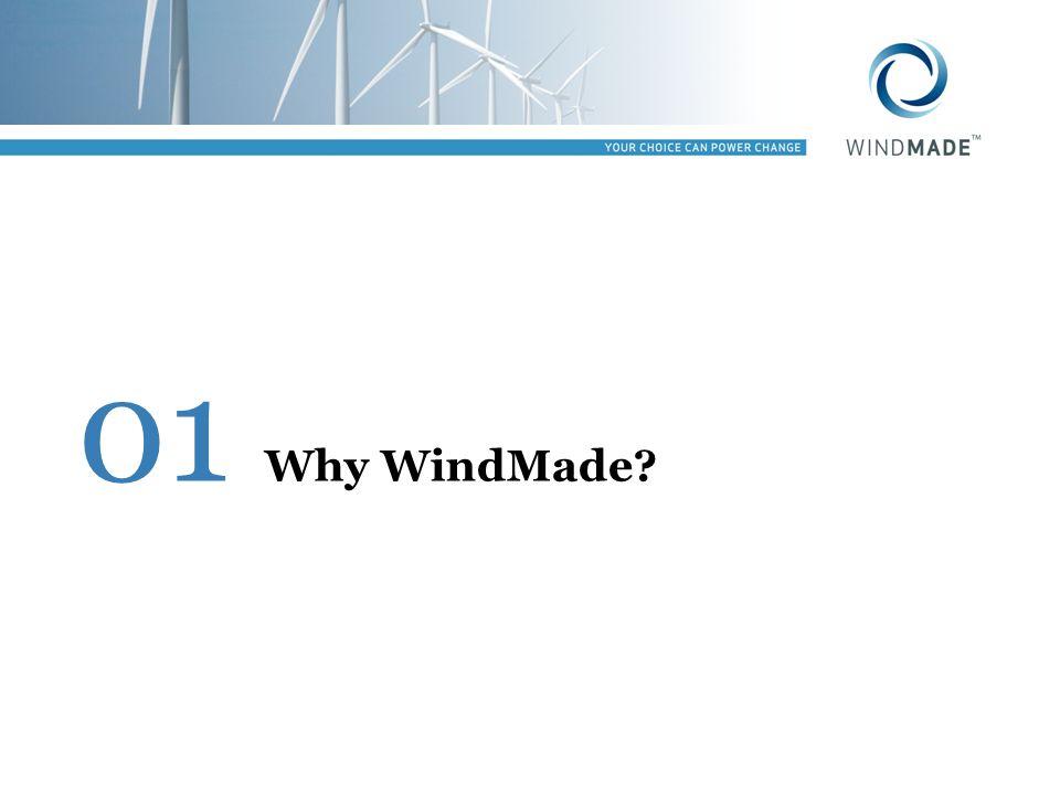 01 Why WindMade?