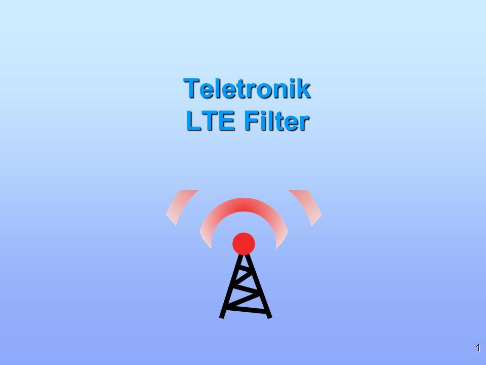 1 Teletronik LTE Filter