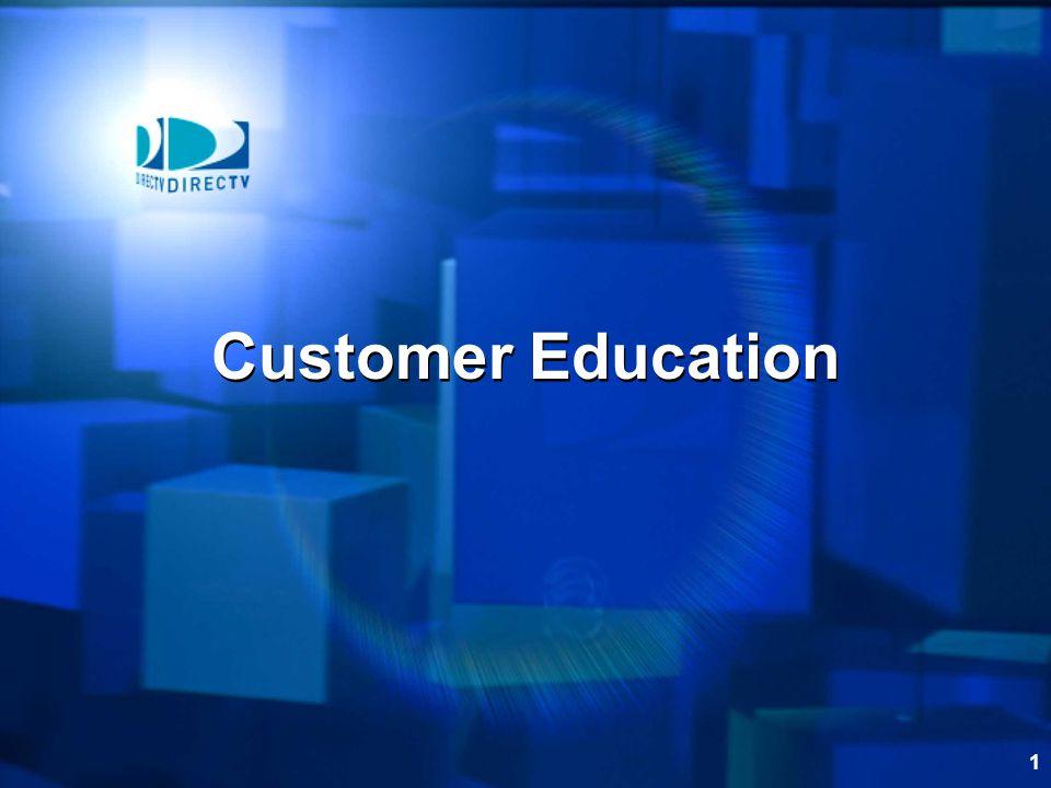1 Customer Education
