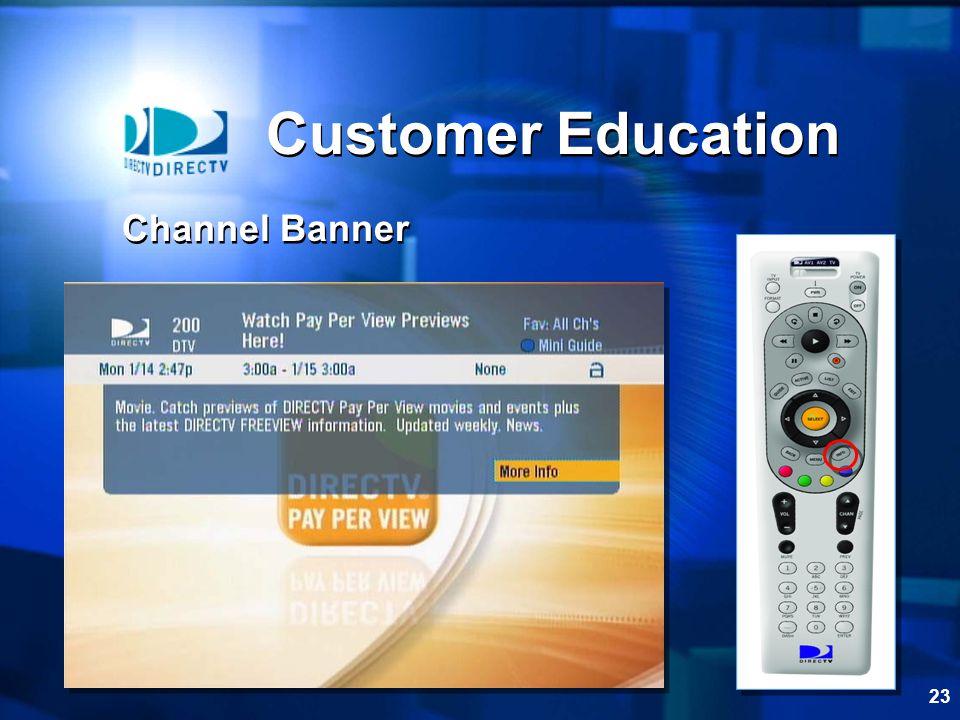 23 Customer Education Channel Banner
