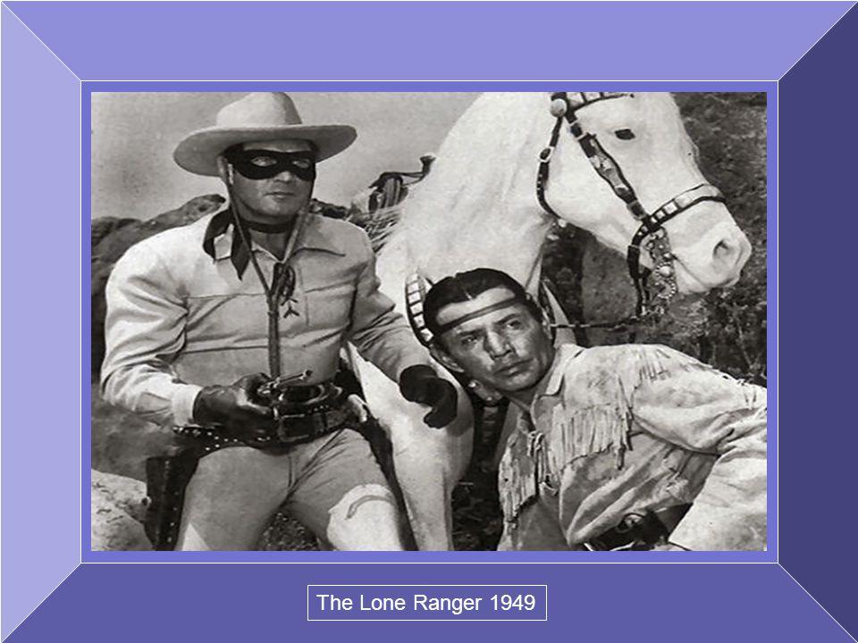 The Lone Ranger 1949