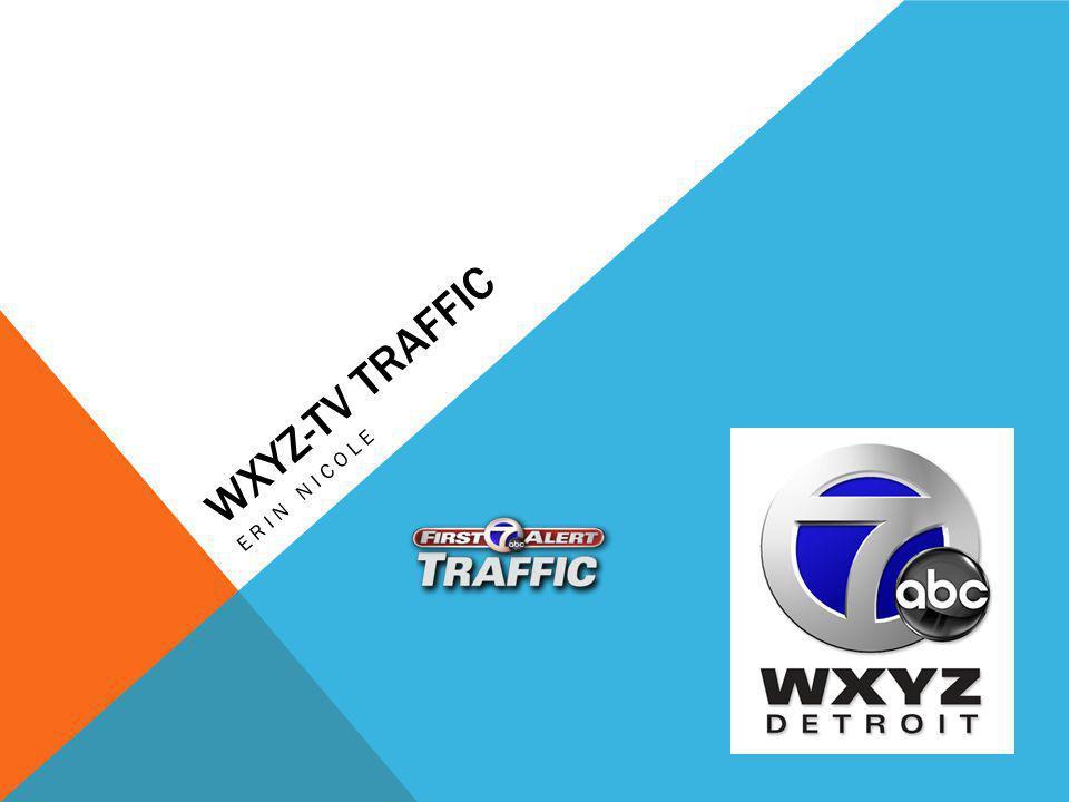 WXYZ-TV TRAFFIC ERIN NICOLE