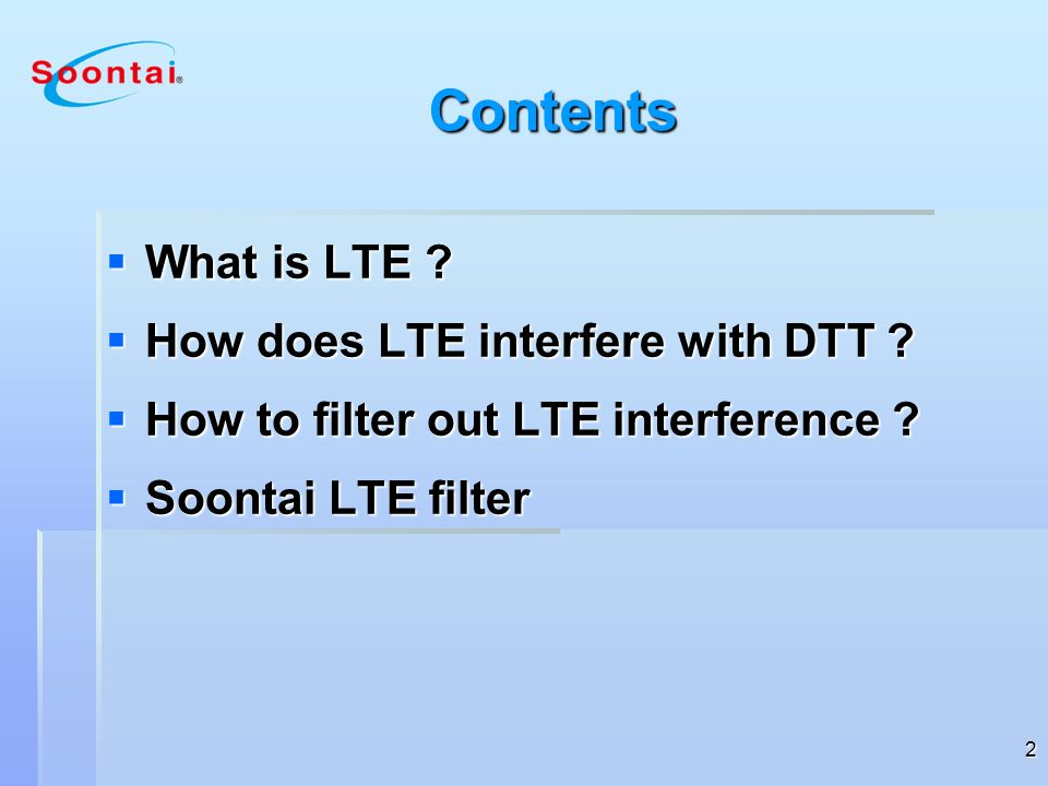 3 What is LTE .
