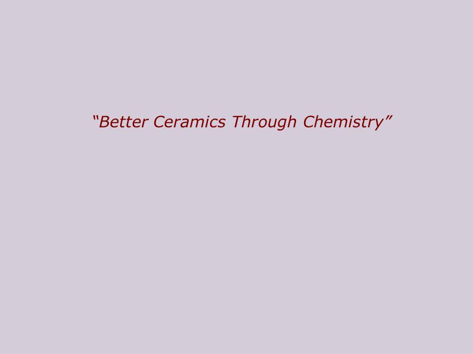 4. Porosity effects on reactivity # The inherent porosity of silica # Imprinted porosity