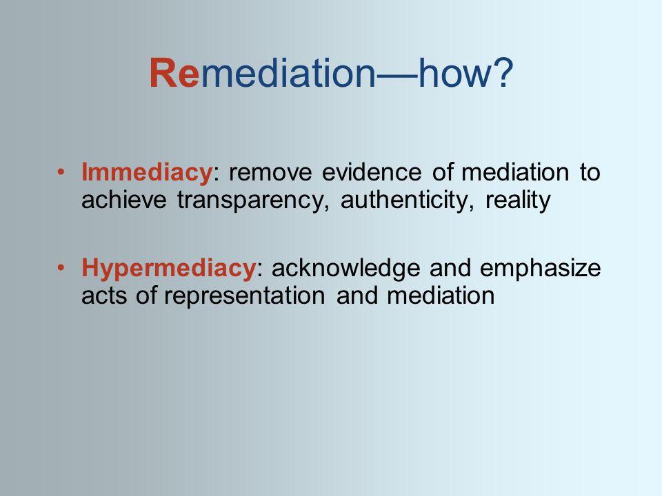 Remediationwhy.