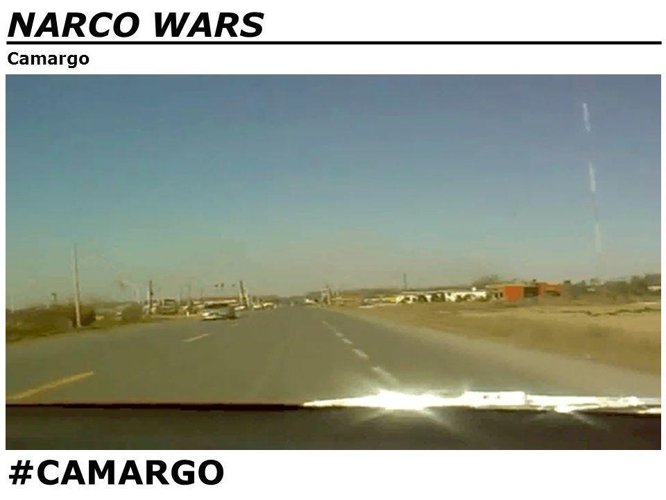 NARCO WARS _______________________________ Camargo #CAMARGO