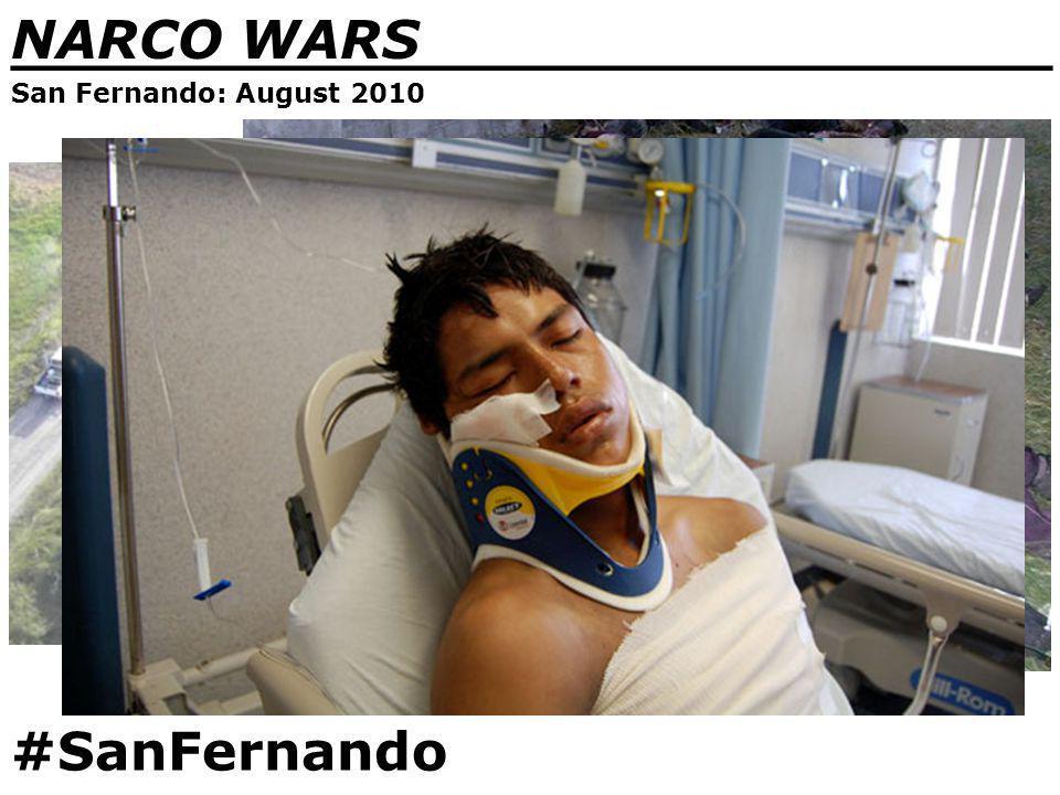 NARCO WARS _______________________________ San Fernando: August 2010 #SanFernando