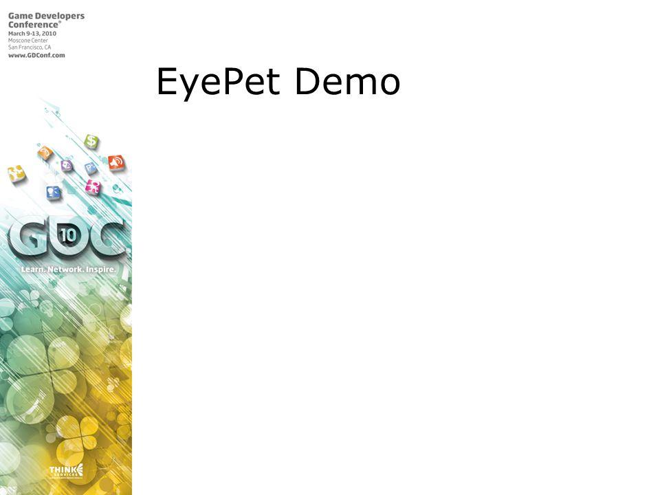 EyePet Demo
