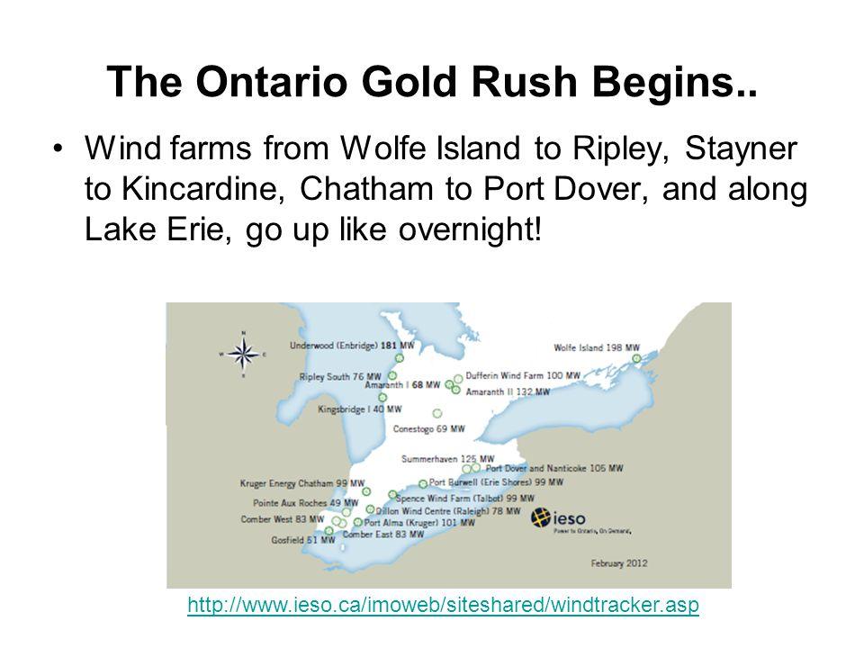 Rural Ontario Speaks Up.