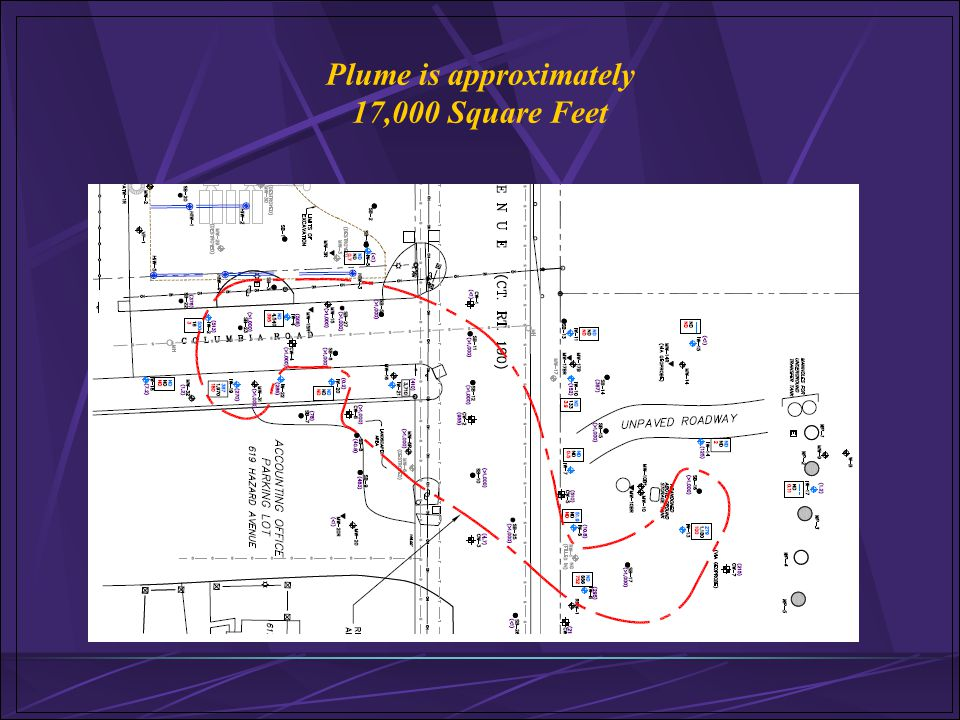 Plume is approximately 17,000 Square Feet