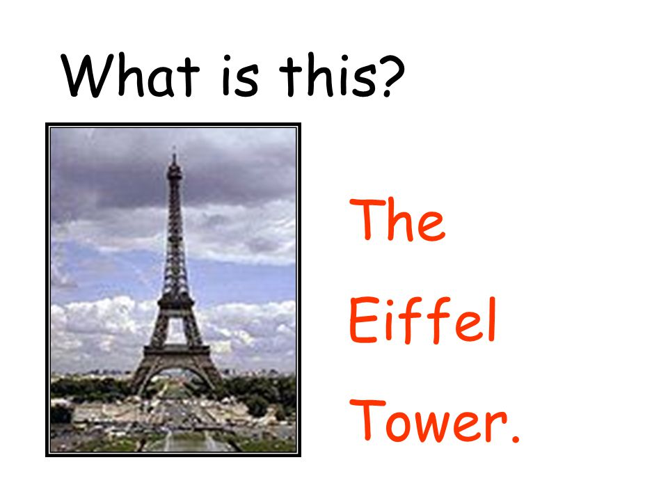 It is one of the most famous buildings in the world.