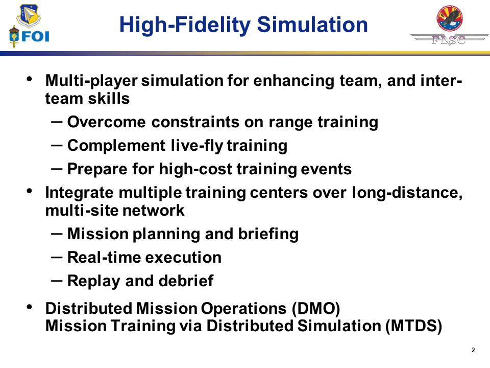 23 SwAF Interoperability Training