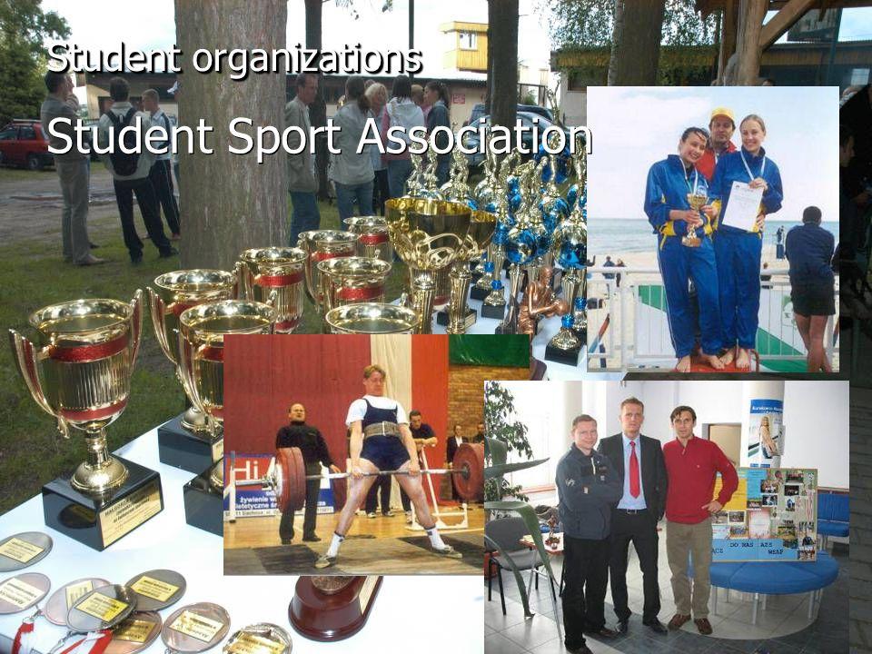 Student Sport Association