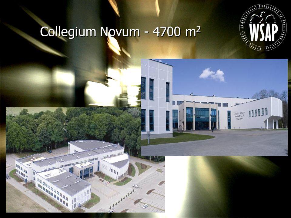 Collegium Novum - 4700 m 2