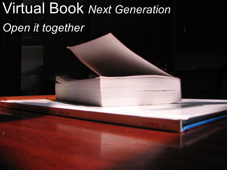 Issued by Iskratel; All rights reserved Virtual Book Next Generation Open it together