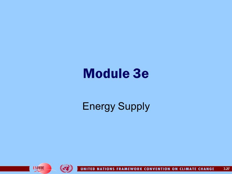 3.27 Module 3e Energy Supply