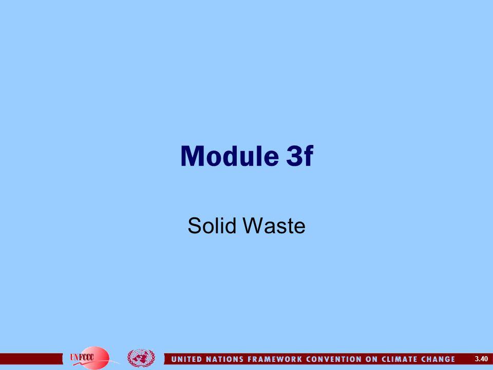 3.40 Module 3f Solid Waste