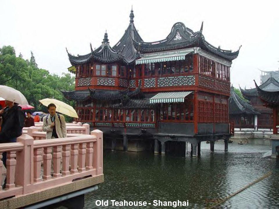 Old Teahouse - Shanghai