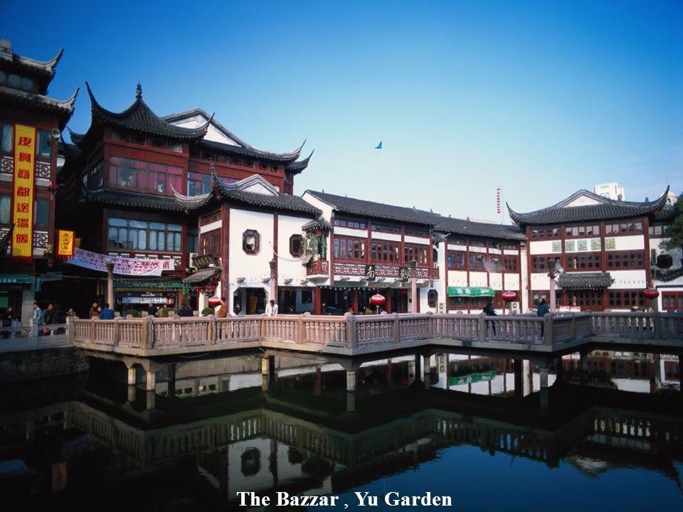 The Bazzar, Yu Garden