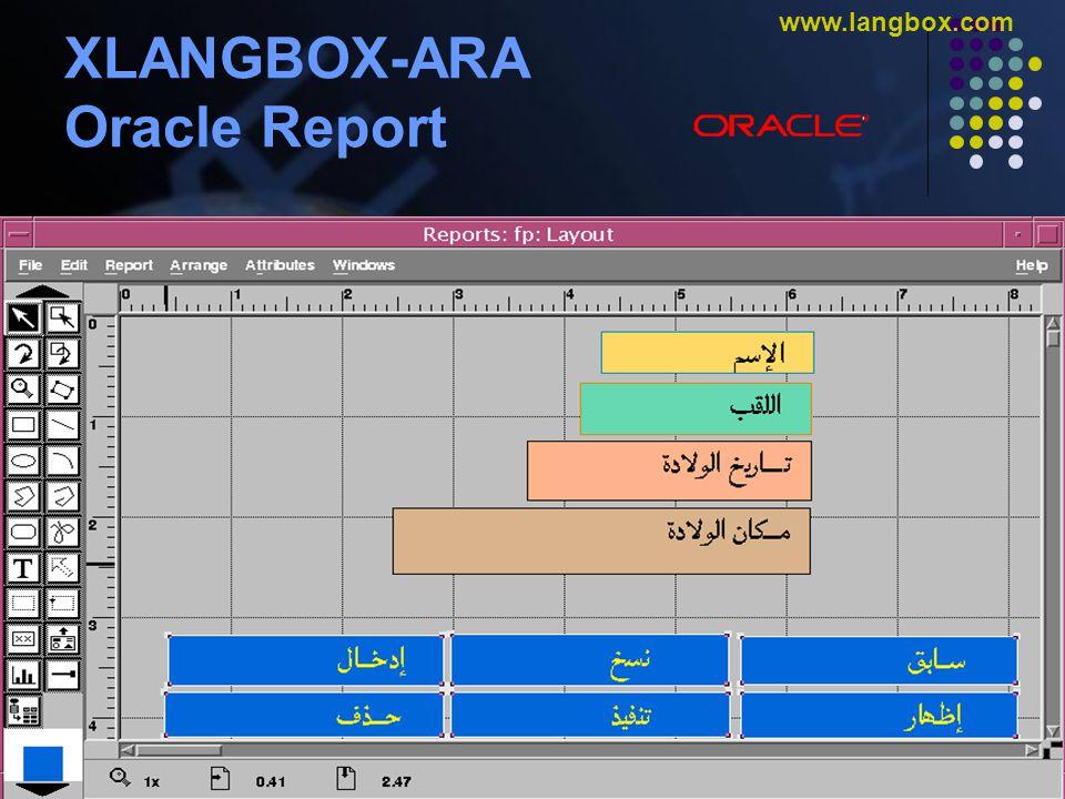 © Gulf Computers L.L.C. www.gulfcomputers.com www.langbox.com XLANGBOX-ARA Bahrain TV