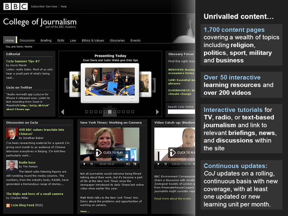 Unrivalled content… 1,700 content pages covering a wealth of topics including religion, politics, sport, military and business Over 50 interactive lea