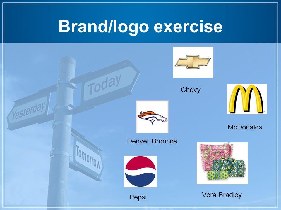 Chevy McDonalds Denver Broncos Vera Bradley Pepsi