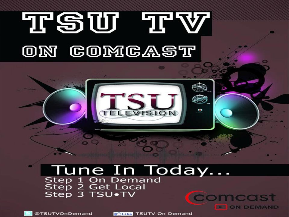 FINANCIAL PLAN Creating content for TSU-TVTSU-TV Film LibraryProduction FeesAdvertisers Corporate Sponsorship/Community Partnership