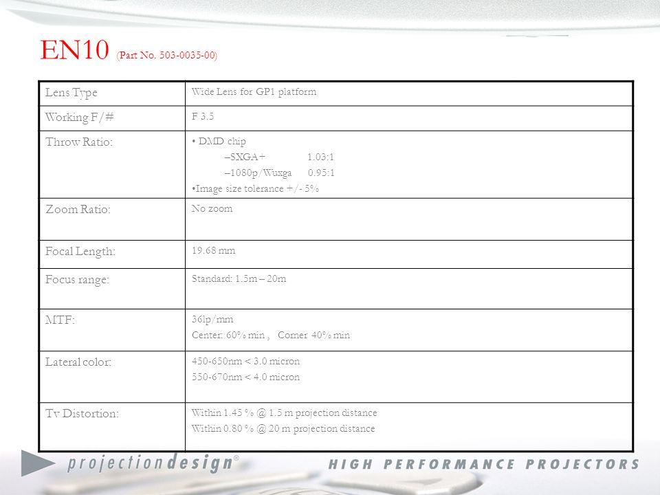 EN10 (Part No.