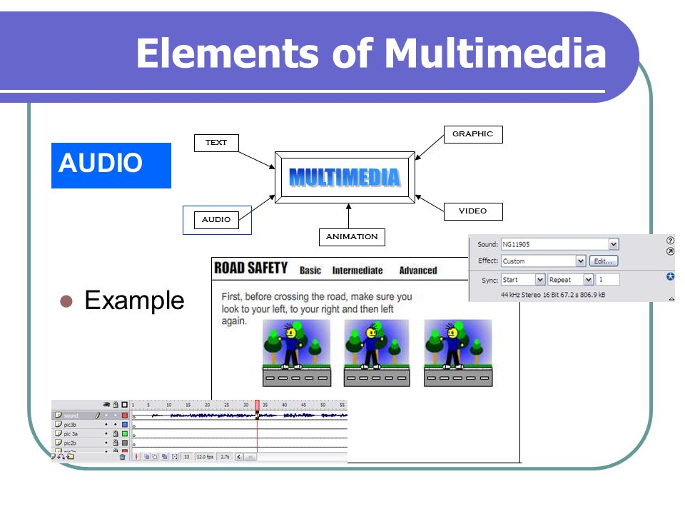 Importance of Multimedia There are a number of fields where multimedia could be of use.