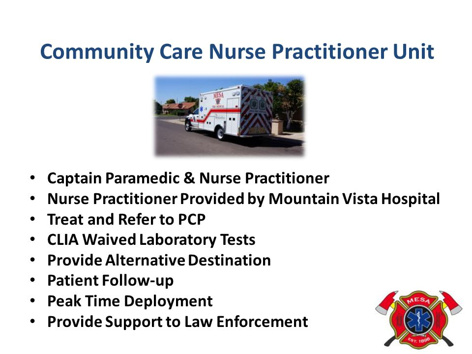 Community Care Behavioral Health Unit Captain Paramedic and Behavioral Health Specialist Dispatch to Definitive Care in 1-Hour 45-Minutes Alternate Destination Video