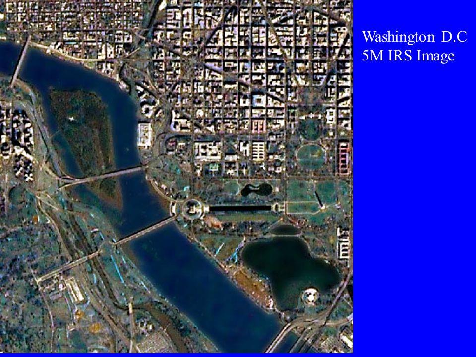 Washington D.C 5M IRS Image