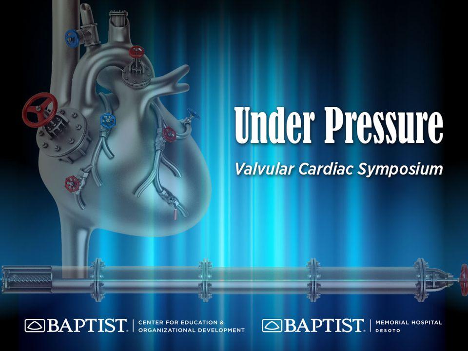 Edward Evans MD FACC Desoto Heart Clinic Disclosures Medtronic:speaker St. Jude Medical:speaker