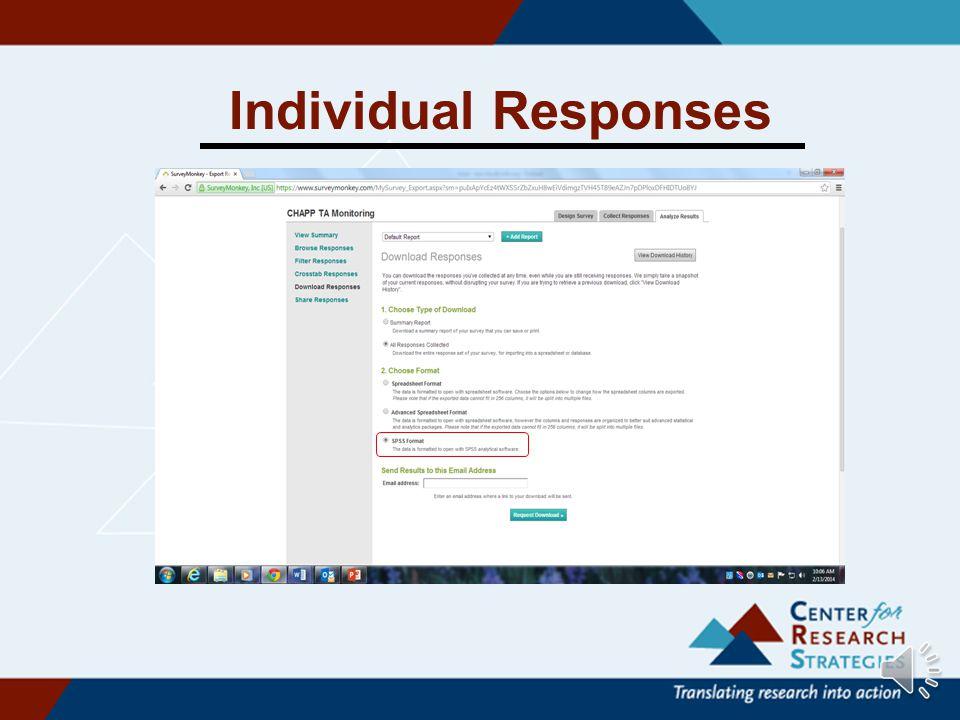 Response Summary