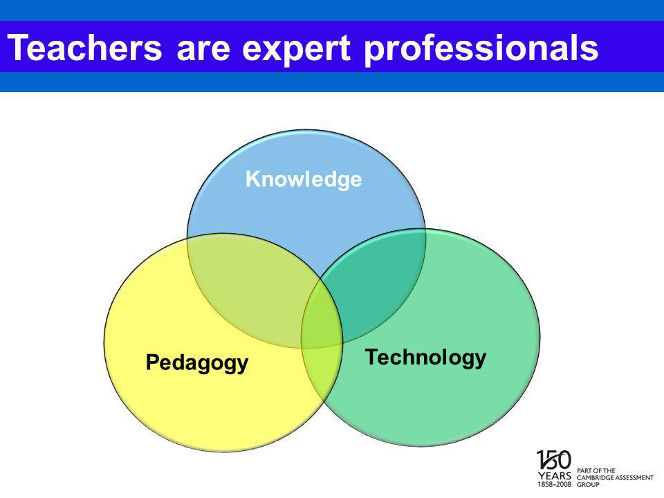 Knowledge What do you teach.
