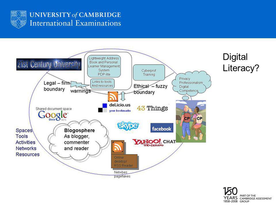 Digital Literacy?
