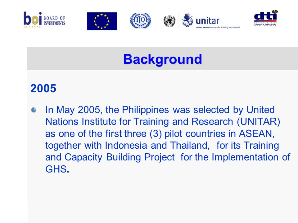June 2002 Major Activities: 2.