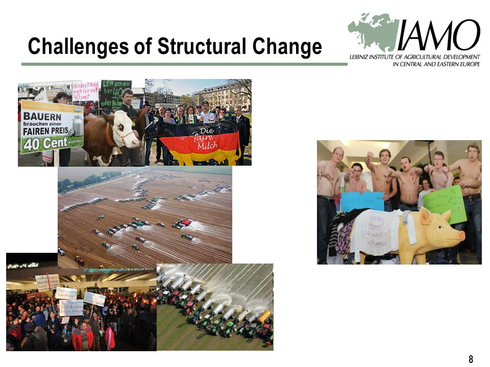 8 Challenges of Structural Change